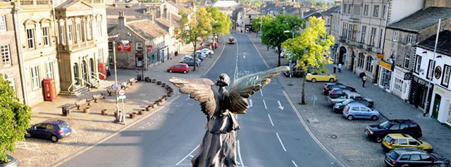 Skipton Is Voted The Best Place To Live In The UK